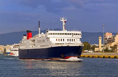 Book Freight Ferries to Belgium online