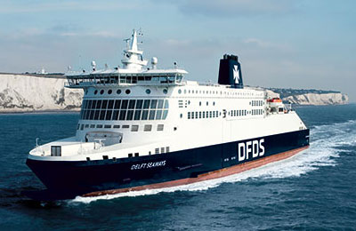 Norfolkline Ferries Freight