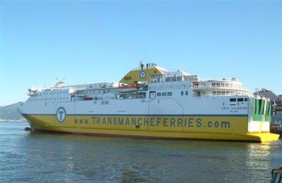 Transmanche Freight
